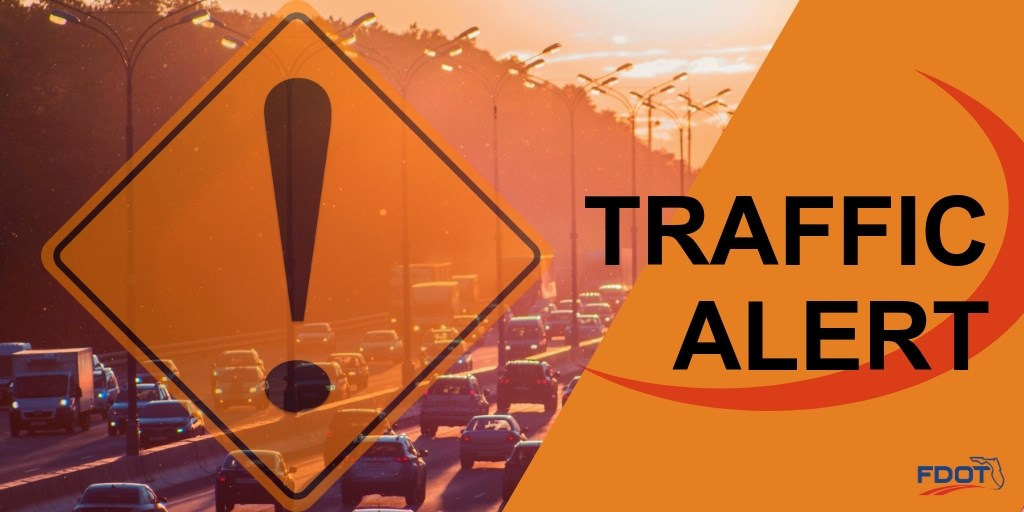 Crews will be repaving sections of US 301 from 60th Avenue East to US 301 (Old Tampa Road) in Manatee County from Sunday, January 17 through Thursday, January 21, from 8 p.m. to 6 a.m. Motorists can expect both north and southbound lane closures. Visit https://t.co/jYott8uZSo. https://t.co/TaSxBkjA2V