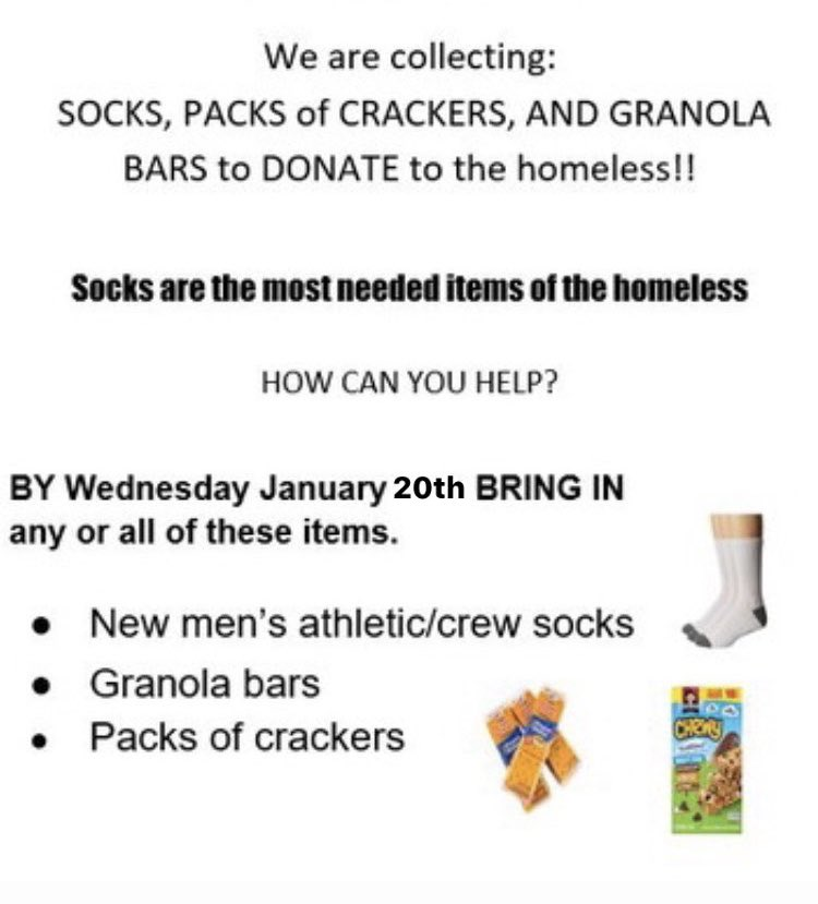 #QCSD Sixers! Tomorrow is the last day to bring in items for our Martin Luther King, Jr. Challenge. https://t.co/c9wHH7yfoA