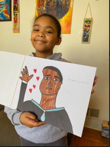 Thank you again to HSA and the 160+ families who joined us yesterday for our virtual Martin Luther King, Jr. Day of Celebration. One of the highlights was the incredible artwork created by our community members!  Enjoy and please stay tuned for further updates. https://t.co/4l102hOeI2