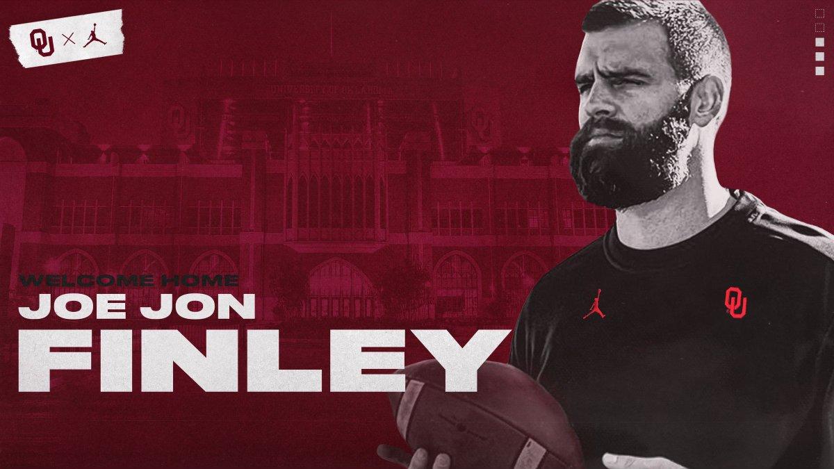 Welcome home @Joe_Jon_Finley! ➡️ bit.ly/21jjfinley | #OUDNA