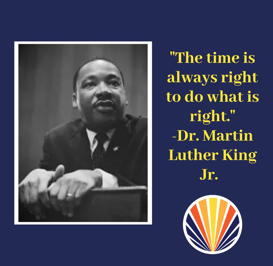 Dr. Martin Luther King Jr.'s accomplishments and legacy serve as an inspiration for all of the Civitas community. We celebrate him every day. #MLKDay https://t.co/W0mKp684G0