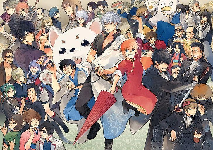 En conclusión, Gintama es un #anime que cumple con las expectativas.  ¡Así que no lo dejes pasar y empieza a verlo! 🤩  ¡Subamos de Nivel! 💪🏼