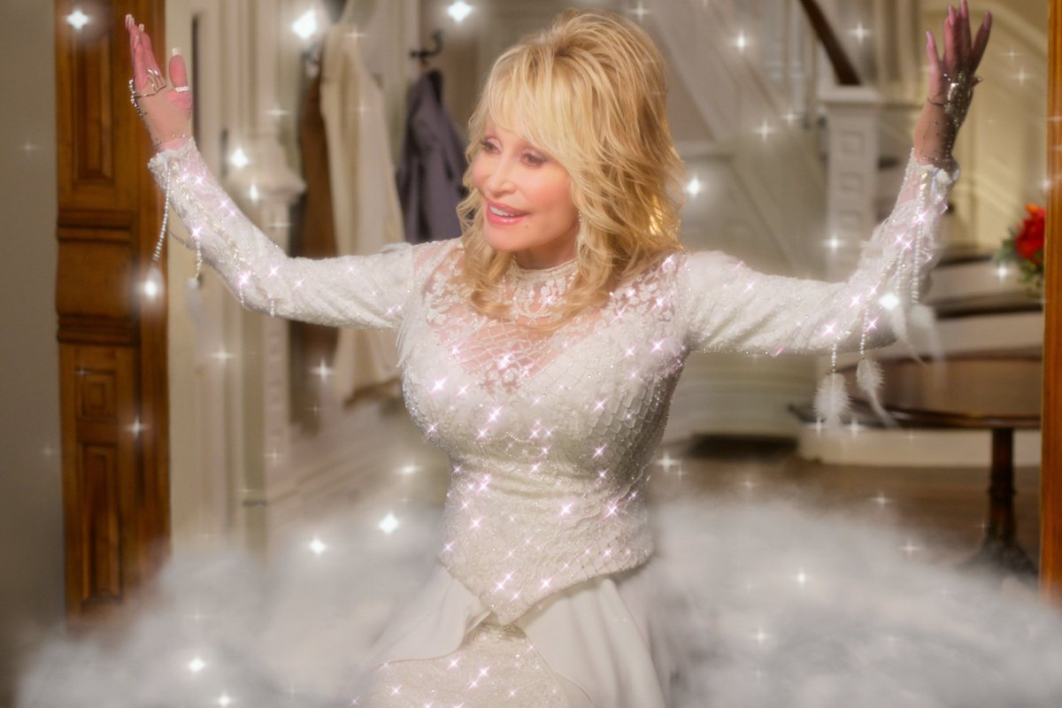 happy 75th birthday to literal angel, Dolly Parton