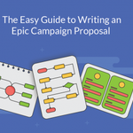Image for the Tweet beginning: How to write an epic