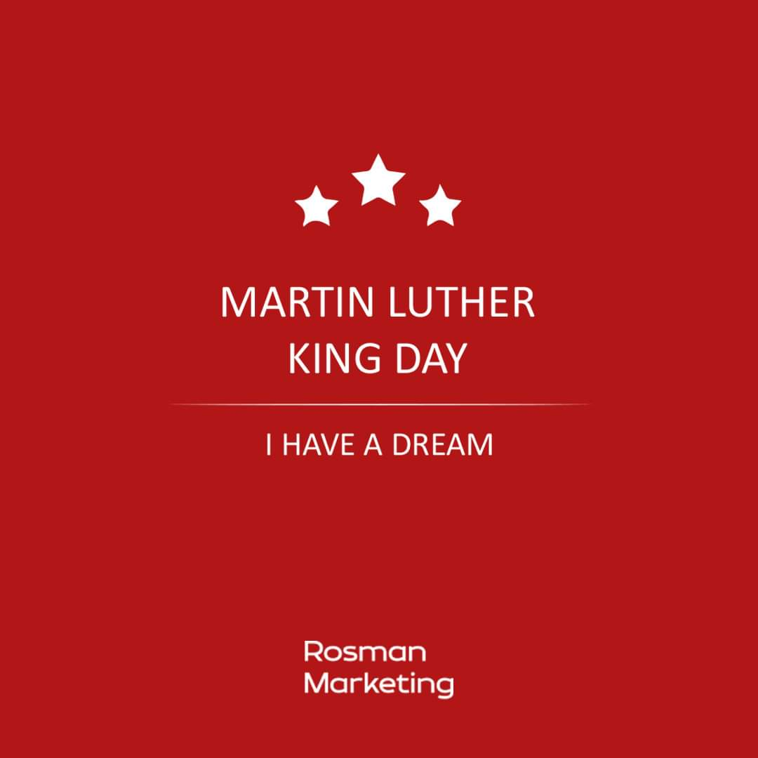 1.18.21 - Martin Luther King Jr. Day