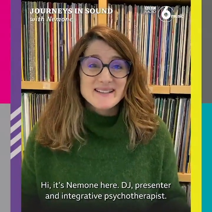 What happens to our brain when we listen to music?  In Journeys in Sound (a new 3 part series) @nemonemetaxas combines her roles of 6M DJ & integrative psychotherapist to take us on a journey to find out how music really affects us.  Listen to the first show now on @BBCSounds.