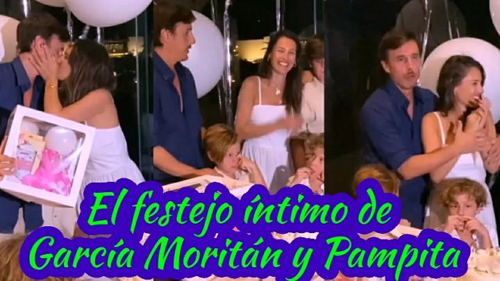 Pampita y Roberto García Moritán emocionados por la canción que les dedicó la hija del empresario.  Mira el Video👉   #Pampita #México #GarcíaMoritán #romántico #pareja #TrumpsLastDay   #Multiculturalism #FelizMartes