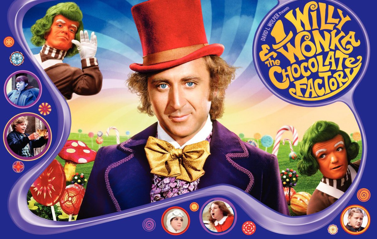 Warner Bros will be releasing a 'Willy Wonka' prequel titled 'Wonka' in 2023.  'Paddington' director Paul King will direct the movie about Willy Wonka's life before opening the chocolate factory. 🍫