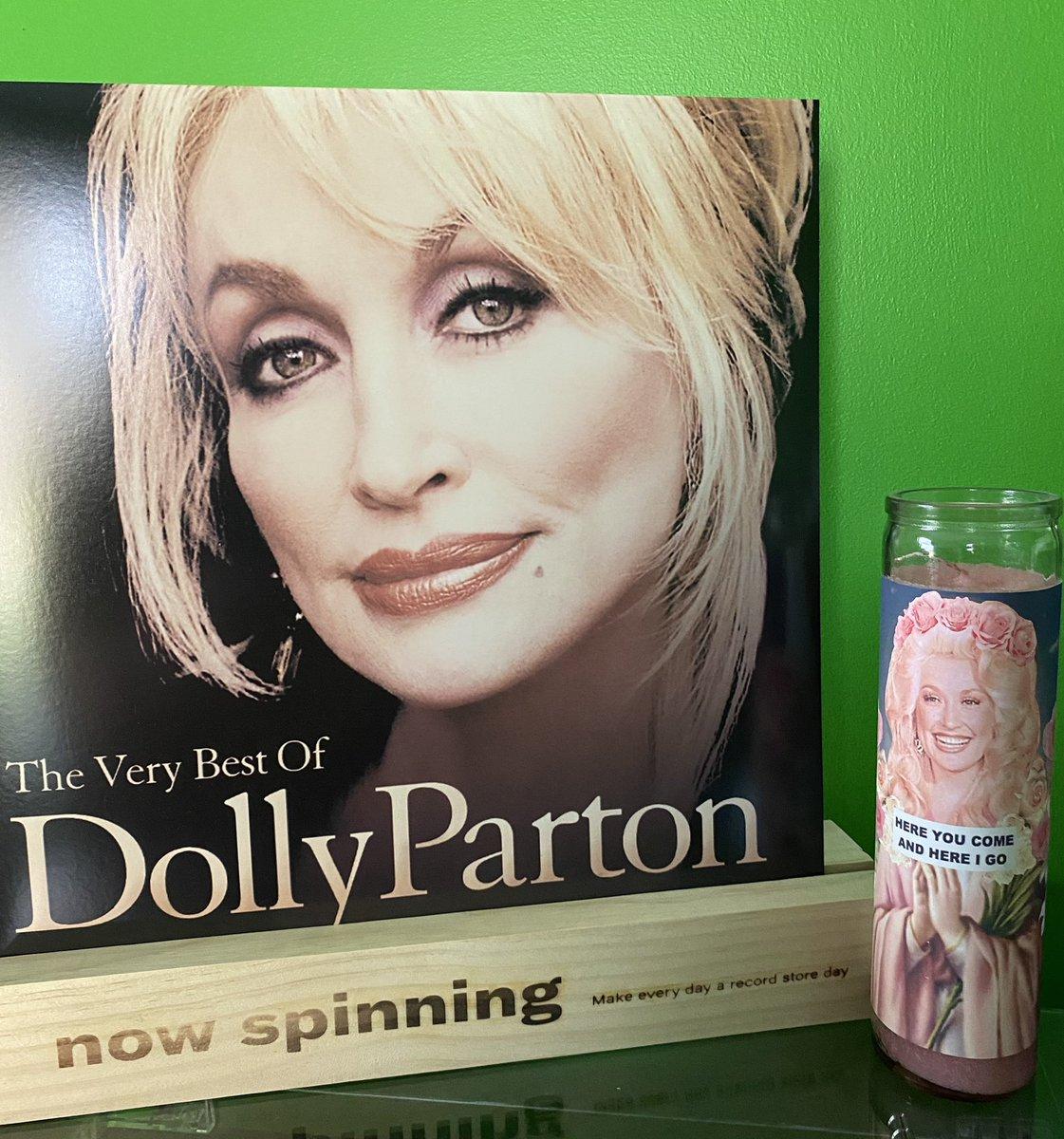 Happiest of birthdays to the songwriter/singer/author/actor/jokester/reader/encourager/donater/founder/singular Dolly Parton.