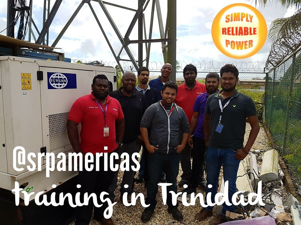 #TBT In our #training sessions  led by factory-trained instructors, our service network & clients became expert troubleshooters and continually upgraded their level of knowledge.    #Trinidad #Generators #Energy #Electricity  #DieselPower #PowerGeneration