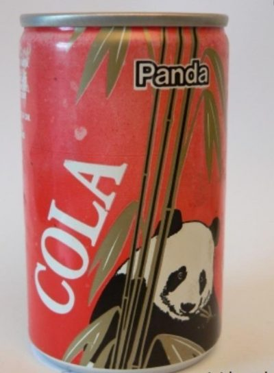 Number 6 Panda Cola. Tuck shop special.