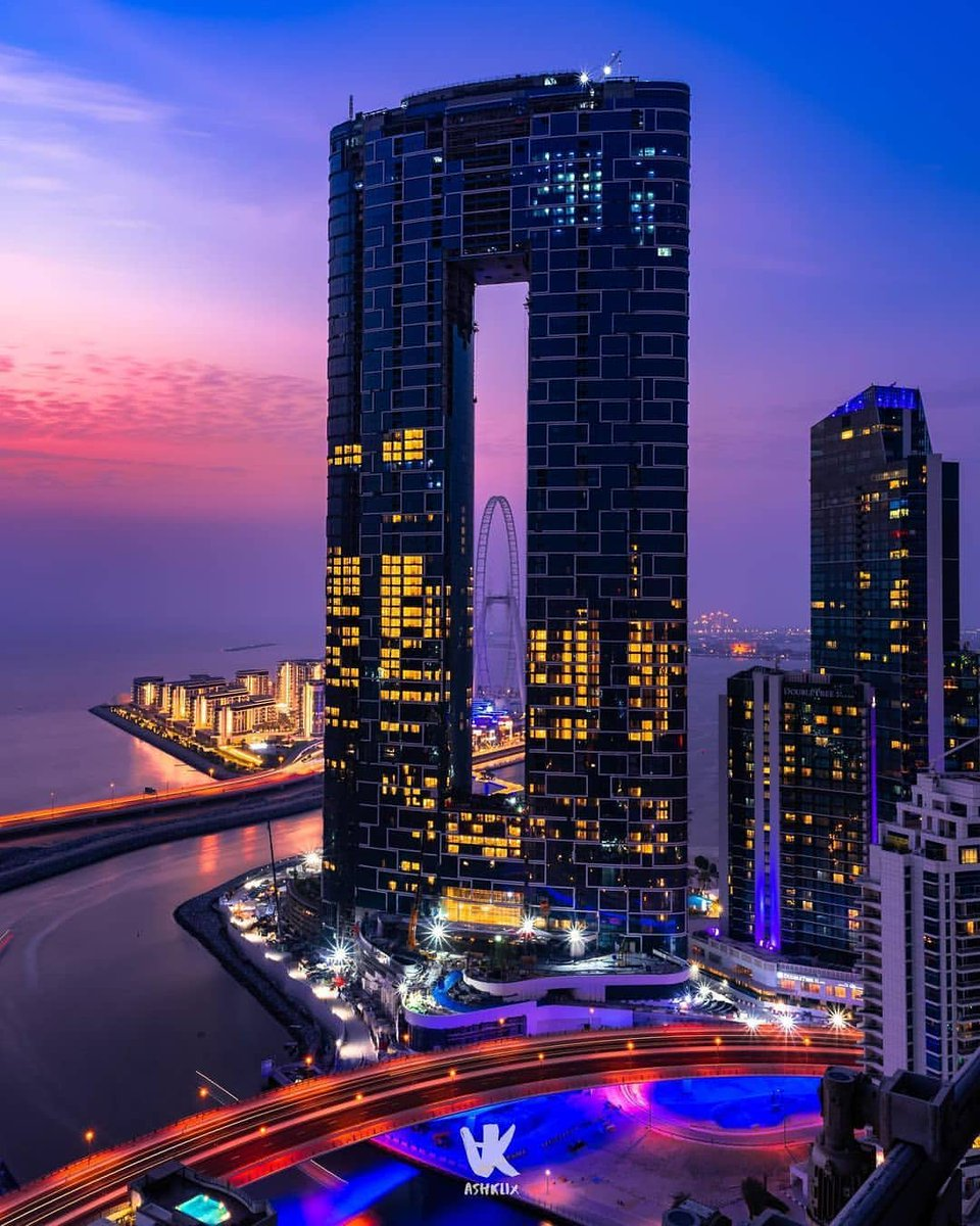 "Can you see ""Ain Dubai"" and ""The Atlantis""? 😅 Photo by ig:ashklix #PicsDubai #MyDubai #VisitDubai #PhotoOfTheDay #PicOfTheDay #InstaLike #City #Skyline #Skyscraper #Design #love #instagood #happy #travel #kind #future #2021 #newyear #atlantis #aindubai #KeysOfDubai"