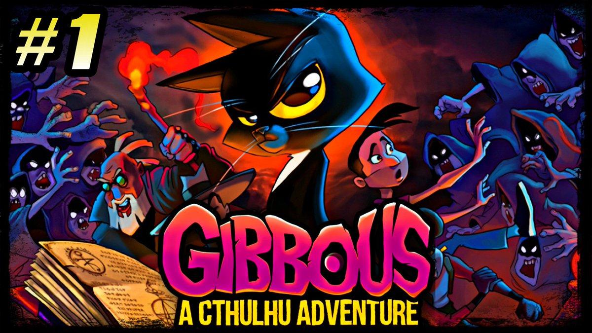 GIBBOUS ein Transsylvanien Comic Abenteuer mit Black Rabbit & BlackSoul Diana! 😲 | Folge 1 Deutsch   #Gibbous #Transsylvanien #Comic #PointandClick #Adventure #BlackRabbit #YouTube @BlackSoulDiana
