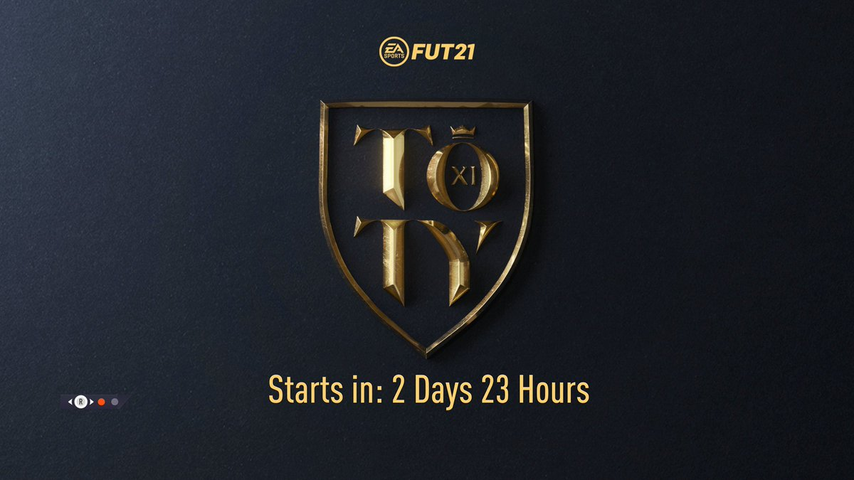 Lets goooo.   #TOTY FIFAPOINTS giveaway wave 2 incoming.   Be ready.   #Giveaway  #GiveawayAlert