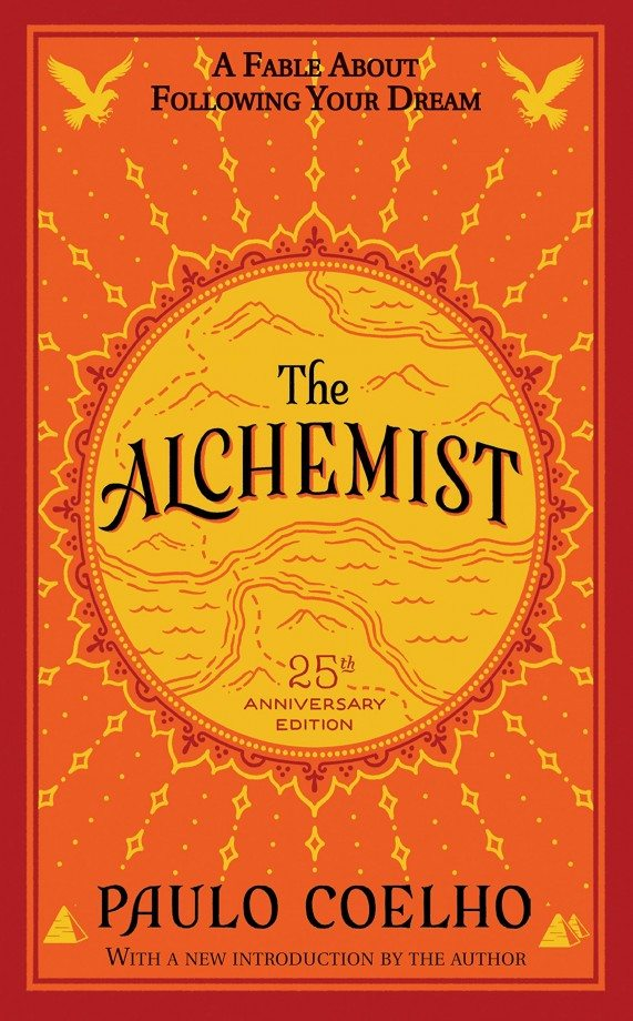Book review: The Alchemist by Paulo Coelho  #paulocoelho #thealchemist