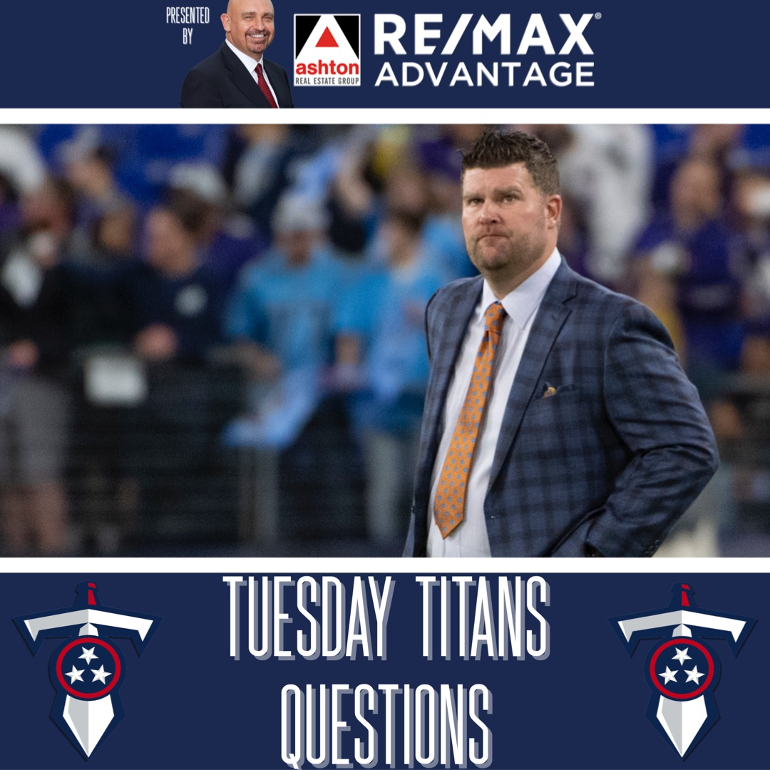 Pile into the @AtoZSports Instagram Story ( 📲 -  ) for the weekly #Titans Tuesday Questions with @BuckReising