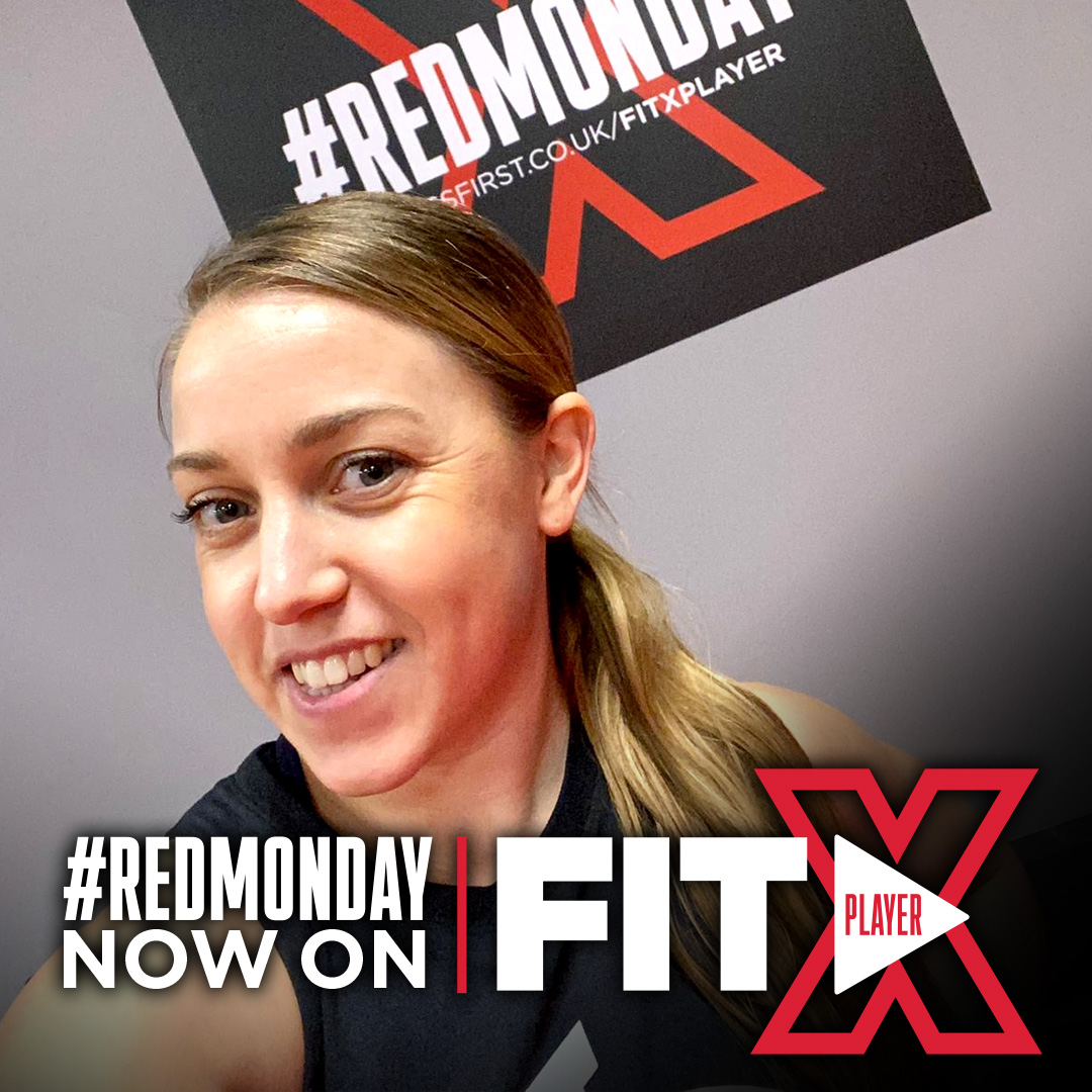 What a day #RedMonday was! Thanks everyone for joining our live classes and we hope this brought some good energy your way. We certainly felt all the hard work across the screen💦. Classes now available on  #FitXPlayer