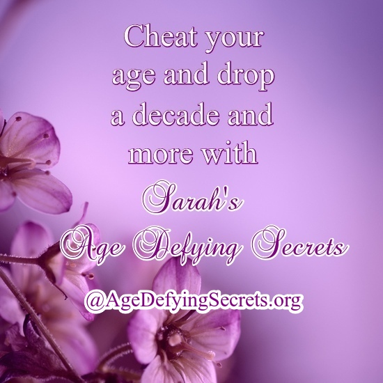 How To Drop a Decade and More. Age Defying Secrets has a treasury of Secrets to show you how to cheat your age. Learn how to turn back the clock without going under the knife.   #beautytips #antiagingtips #beautysecrets #skincare #beautyhacks #beauty