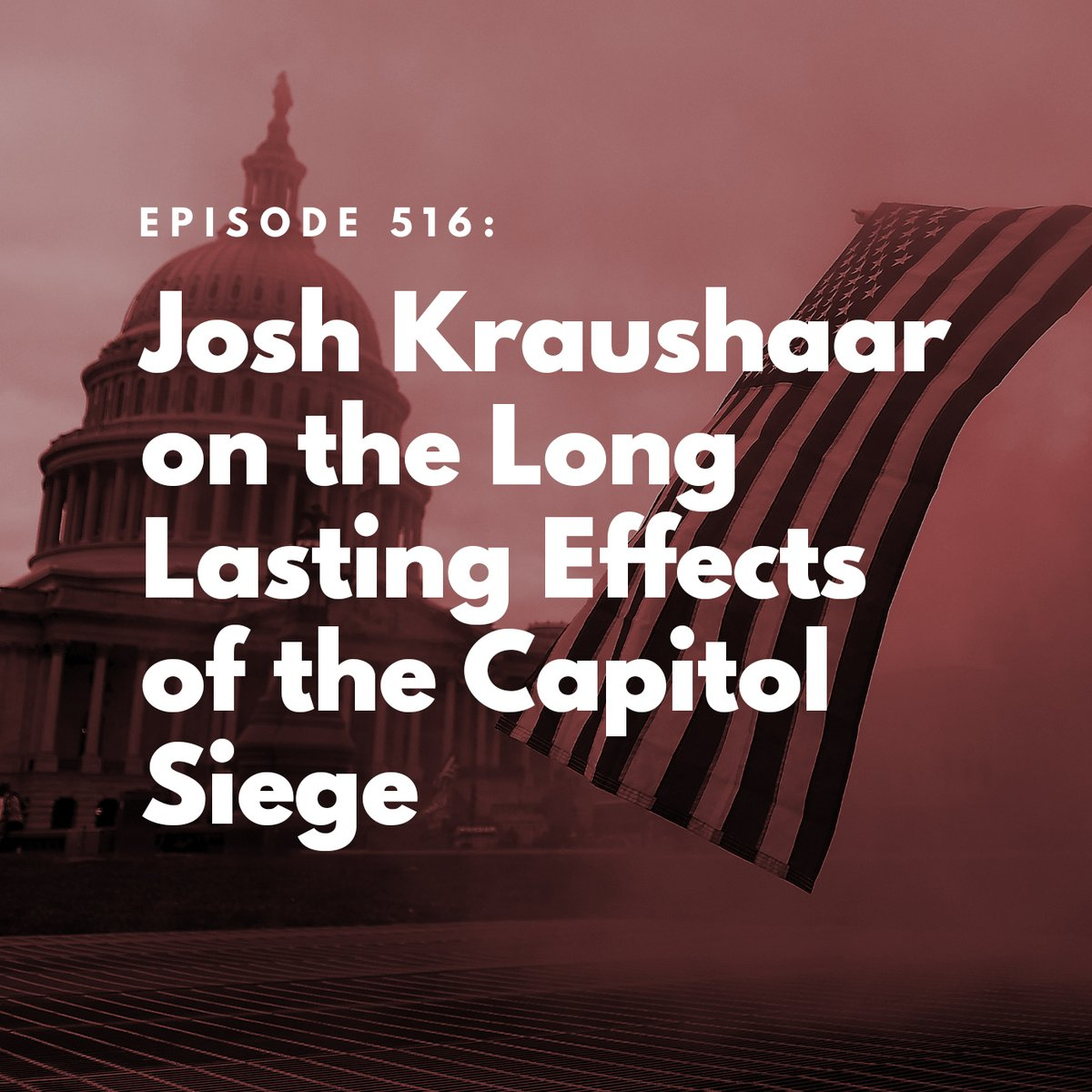 On today's @BulwarkOnline podcast, @HotlineJosh joins @SykesCharlie to discuss how the January 6th siege of the Capitol will impact the GOP for years.