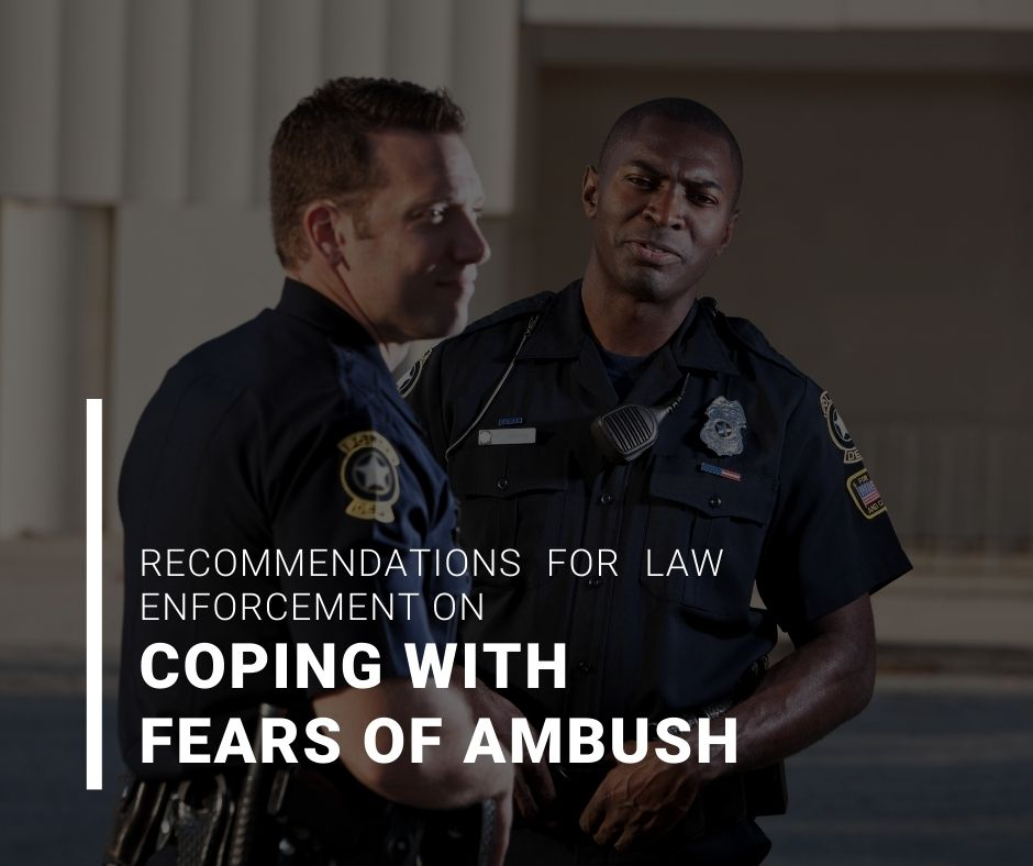 The @FBINAAQuantico shares an article in their latest magazine issue, co-authored by #GordonGraham and Dr. David Black, offering 14 recommendations to help #lawenforcement officers cope with fears of ambush: