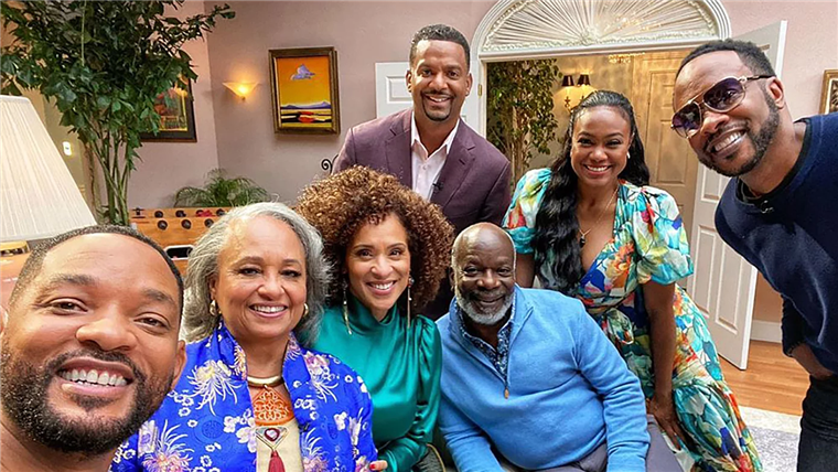 "I recommend we replace;  ""Are you a robot CAPTCHAs?"" on websites   WITH  72 minutes of watching the #FreshPrince of Bell-Air reunion.  I watched it last night and I promise you it's impossible to watch without a little cry.  Unless you are a robot that is...  #UX #Tech #Robots"