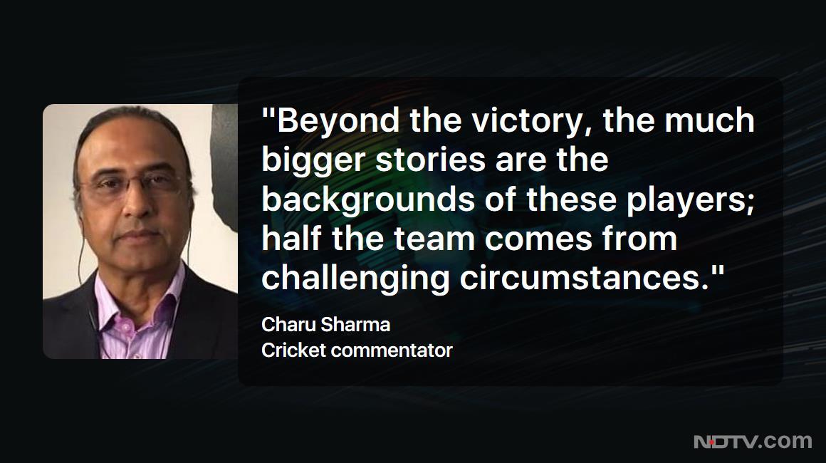 #LeftRightCentre | Cricket commentator Charu Sharma on India's win in Australia
