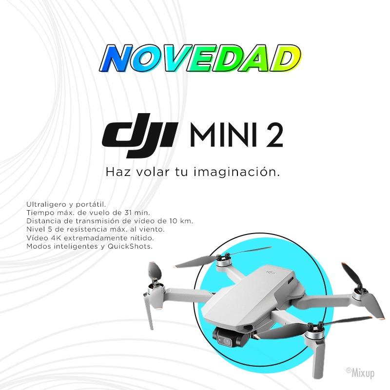 Hay lugares que solo visitarás una vez en la vida.... Llévate el DJI Mini 2 contigo para inmortalizarlos desde una perspectiva única. 😍🎬  Ya tenemos disponible el nuevo Dron Mavic Mini 2 de DJI: