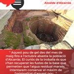 Image for the Tweet beginning: ❄️ L'@AjAlcarras ha posat en