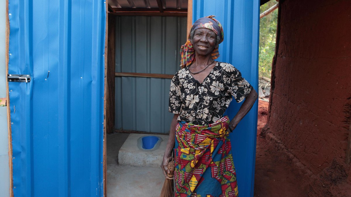 Access to improved sanitation not only helps improve quality of life, but also helps prevent the spread of a number of deadly diseases.  is collecting donations to build toilets in #Nigeria, can you #help? We can now accept #Crypto payments! #GivingTuesday