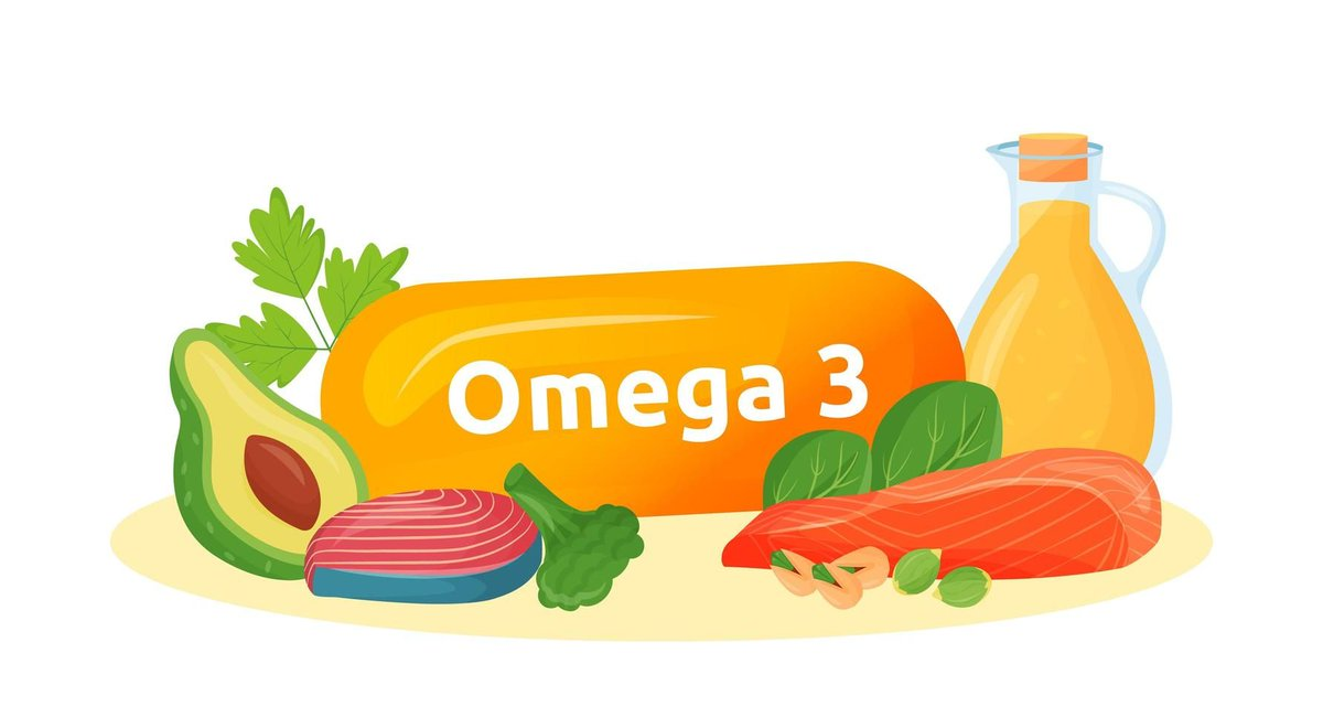 Since omega-3 is present in the brain, ingestion of this fatty acid gives your brain a boost.  The omega-3s go straight to the nerve cells, where the connections have a positive effect on #learning and memorizing.  #healthyeating #healthylifestyle #HealthyFood #superfood https://t.co/ogCdCb15kX