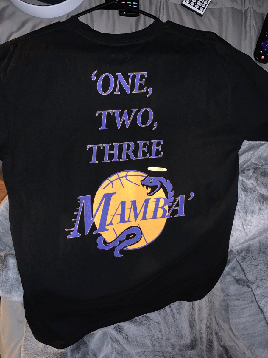 @Lakers @MichelobULTRA A special #ChampsBottle would go nice with a special bubble champs tee! #Sweeps #MambaForever @Lakers @MichelobULTRA