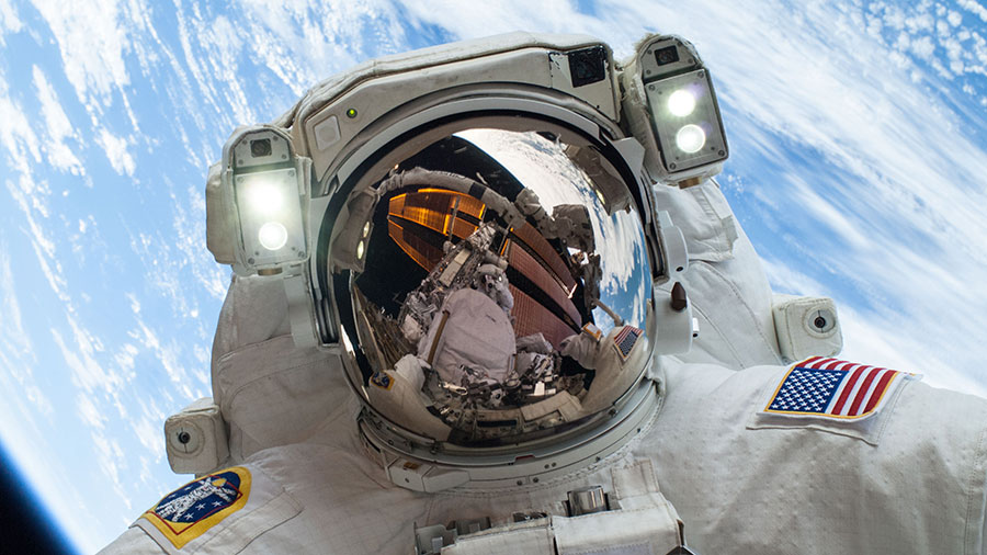 The Exp 64 crew trained for an emergency and inspected safety gear today while getting ready for a busy period of spacewalks. More...