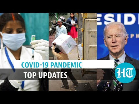 #COVID19 | Here are the top updates on the coronavirus pandemic.