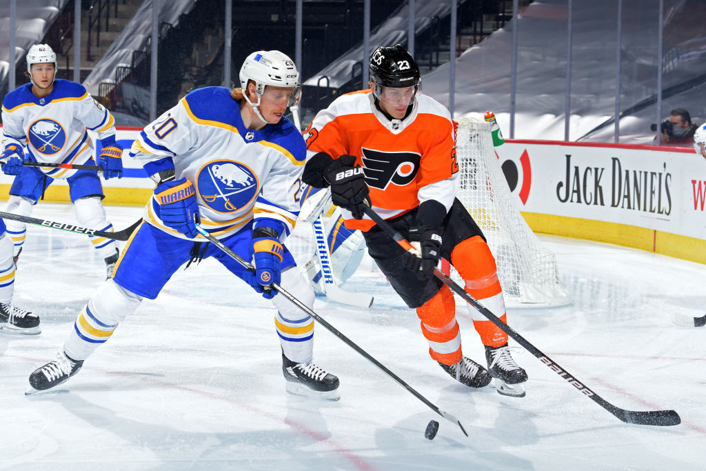 Following Monday's blowout loss, the #Flyers get right back at it on Tuesday night against the #Sabres.  PREVIEW:   #FlyersTalk #AnytimeAnywhere