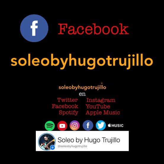 Hugo Soleo Trujillo en Facebook    #rock #pop #music #band #musician #artist #songwriter #electronicmusic #facebook #follow #like #share #suscribe