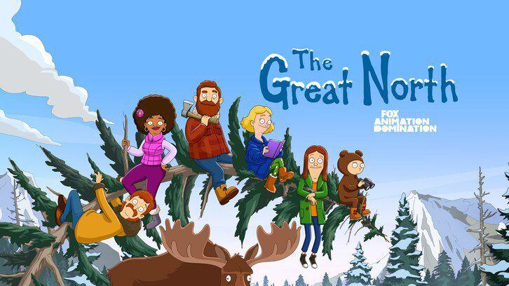 "Watching @GreatNorthFOX: S01 E01 - ""Sexi Moose Adventure""  on @hulu!  @FOXTV #TV #Comedy #Animation #Cartoons #AnimationDomination #LATE #aWeekLate #StayHome #AloneTogether #TheGreatNorth #FOX #hulu"