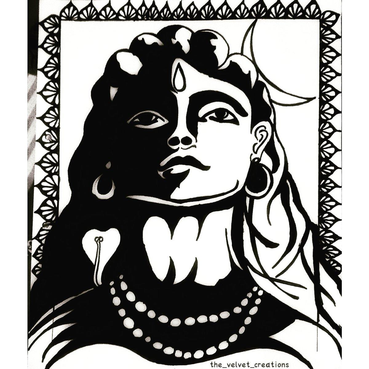 ओम तत्पुरुषाय विद्महे महादेवाय धीमहि तन्नो रुद्र: प्रचोदयात।.. ... ... #art #artist #artlife #artistfangallery #artsy #artlife #mahadev #adiyogishiva #spirituality #dharma #sketch_daily #sketchoftheday #sketches #pencilartwork #pencilart #artsupporters #artoftheday #shiva #shanti