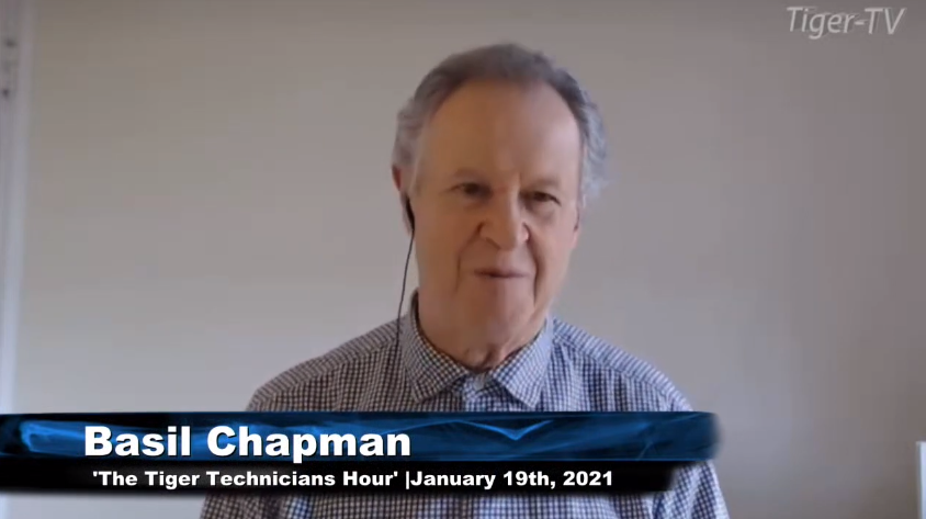Basil Chapman hosts the Tiger Technician's Hour for Tuesday on @TFNN and discussed $INDU $SPX $CCIV $IWM $DXY $CL $G $HD $C and more! #StockMarketNews #Financialeducation #TradingView #TuesdayTrades #StocksToTrade #OpeningCall #ChapmanWave #TFNN