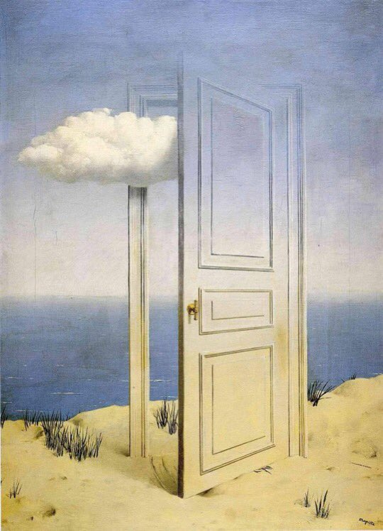 Will 2021 be your year of #victory? ...Or not? #motivation #TuesdayInspiration   Rene Magritte ~ The Victory (1939)