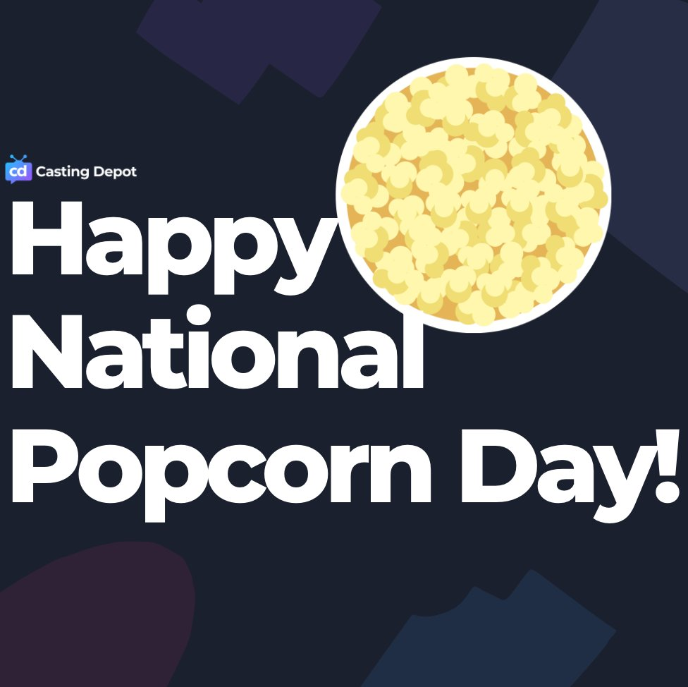 Quick! Someone grab the popcorn. What movie are you watching tonight? Comment below 🎥 #nationalpopcornday