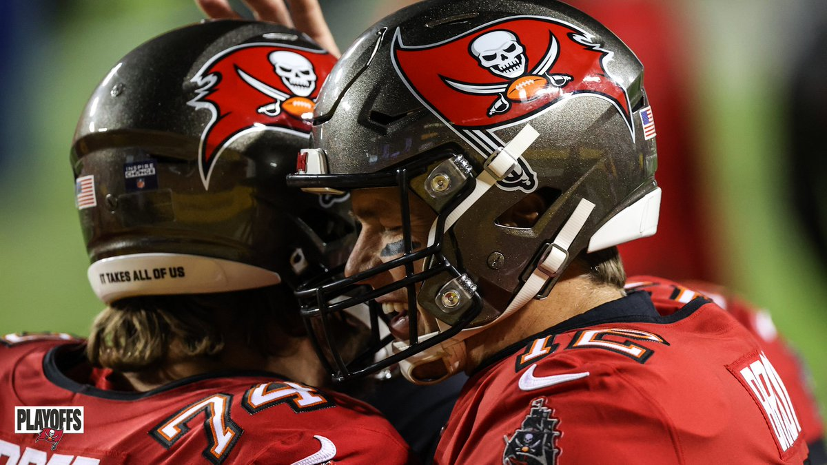 Nice win by @Buccaneers on #SuperWildCard Weekend! The team is one step closer to Super Bowl LV - being played right here in Tampa on Feb 7th! 🏈💪  #TampaBaylv #ElevateTamap