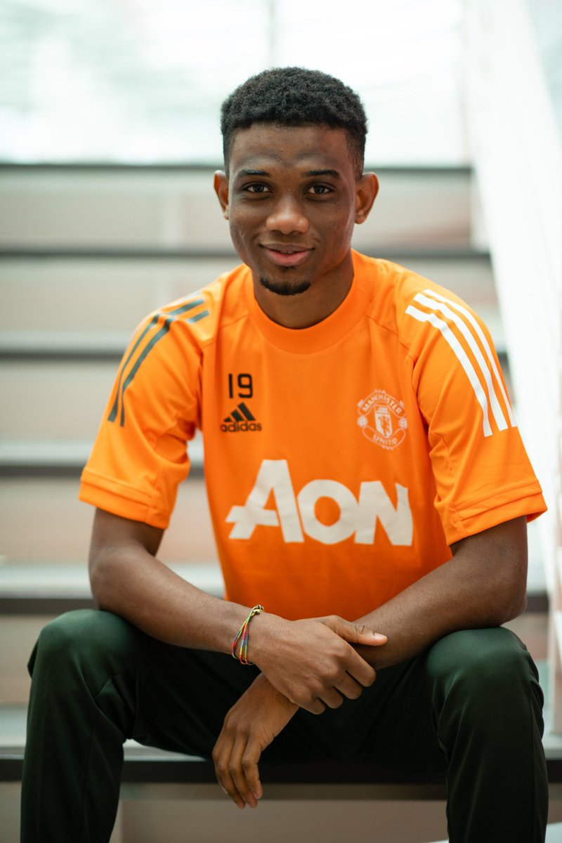 #FF fellow Man United supporters and fans @ManUtd How good is the winger Amad Diallo #MUFC #GGMU #UTFR #MUFC_FAMILY @Amaddiallo_19 https://t.co/uaSburEYpZ