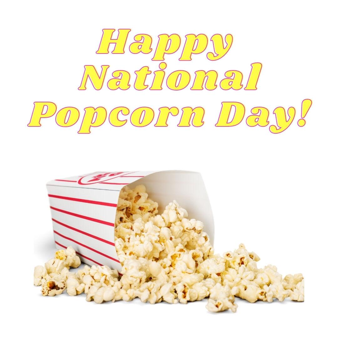 Happy National Popcorn Day!!! #NationalPopcornDay #Popcorn #MovieTheaterButter #foodofinstagram #foodinstagram #foodiegram #foodstagram #fresh #healthyfoods #foodoftheday
