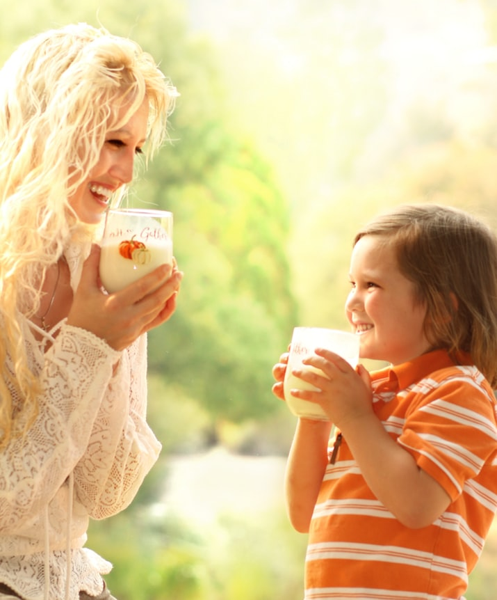 Get the little ones to practice #healthy eating habits: