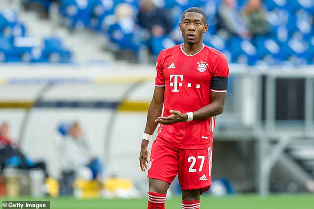 #RealMadrid have reached an agreement to sign David Alaba from Bayern Munich in summer  Source [ @marca]      ♦️ Follow @SharpSportsTv 🏟️