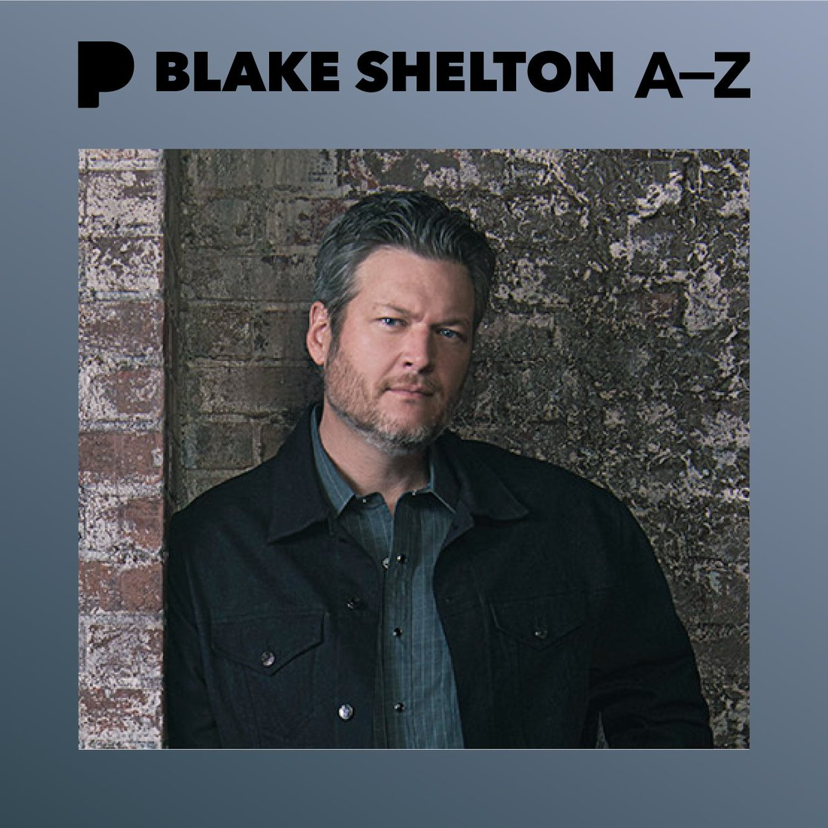 Wow! @pandoramusic really has y'all covered with this one!!!! Check out my A-Z playlist now!