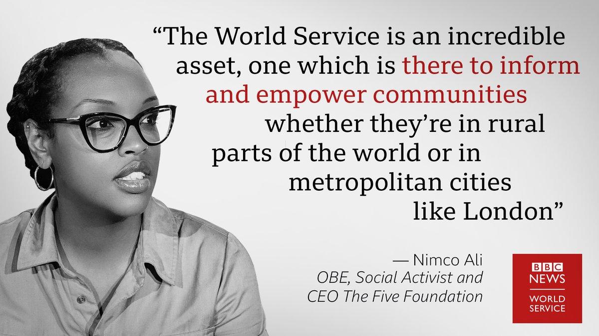 Thank you @NimkoAli #BBCWorldService