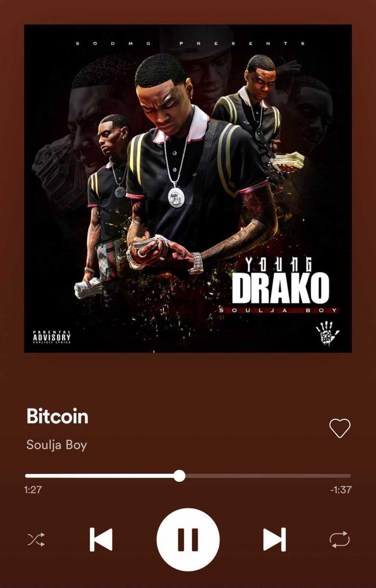@souljaboy #nowplaying 🎧📈🙌