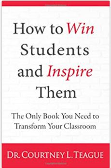 TODAY @ 5 PM ET Join #FETC #PLN for a tweetchat! Discuss #mindfulness #gratitude #pedagogy & more w/the author of:  How To Win Students And Inspire Them: The Only Book You Need To Transform Your Classroom by @CourtneyLTeague @DigitalPromise   Follow #FETCchat & join the chat!