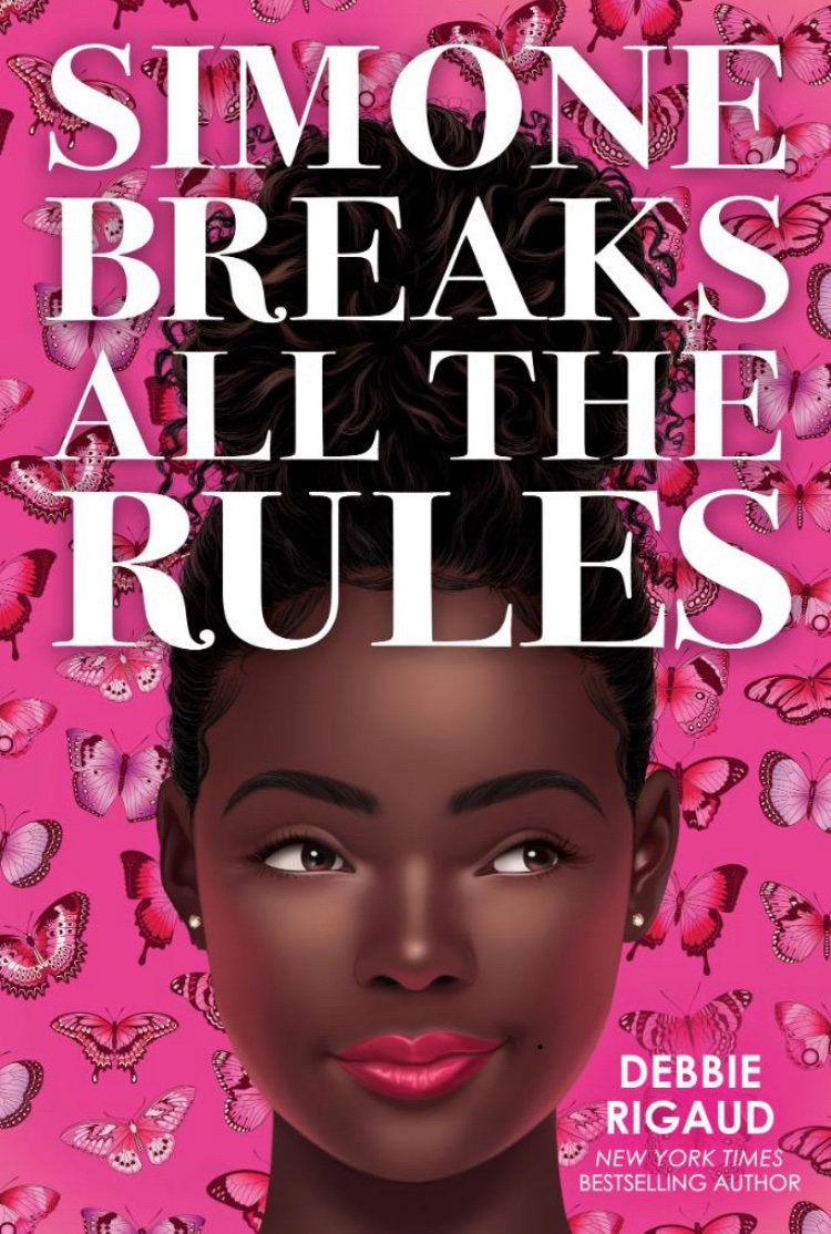 Guess what? SIMONE BREAKS ALL THE RULES is headed for UK shelves this June!! As a former London resident (SW9, what's good?), I'm all kinds of excited about this news! 😆😆 UK friends, pre-order SIMONE here: